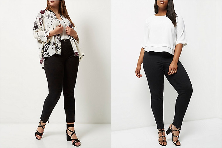 ri plus river island plussize 9 - Plussize fashion | RI Plus (River Island)