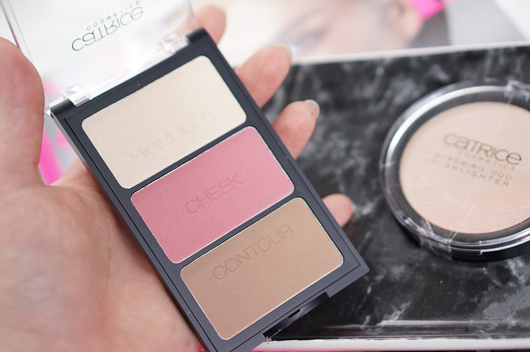 catrice contourious 4 - Catrice Sculpting Powder Palette & Strobing Duo Highlighter