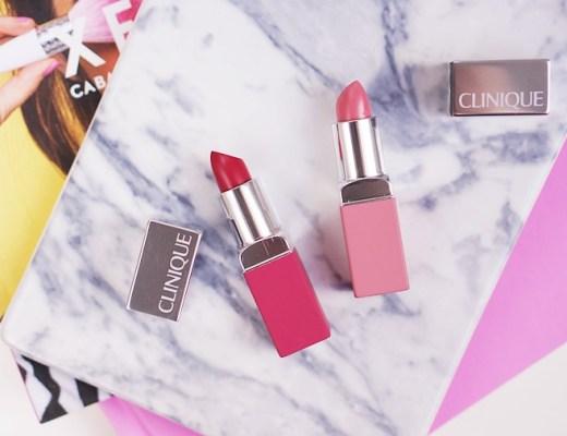 clinique pop matte lip colour