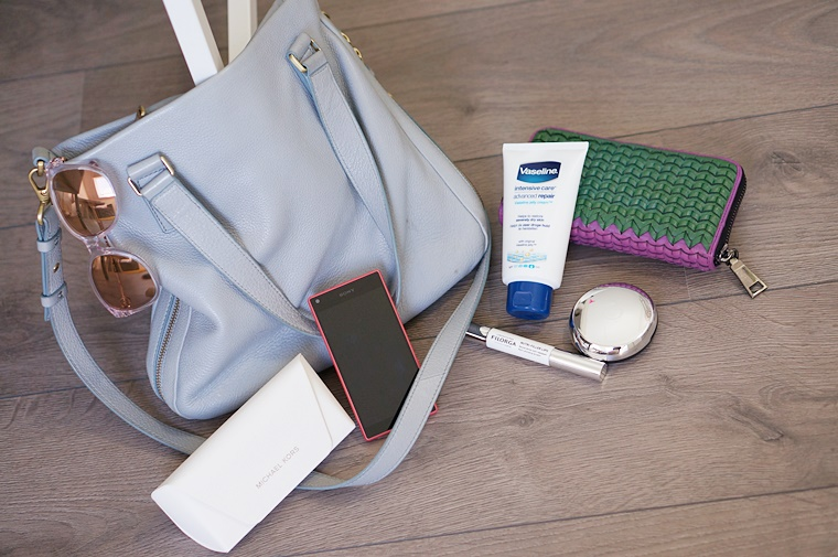 favorieten in handtas zomer 2016 2 - 7 favourite things in my handbag