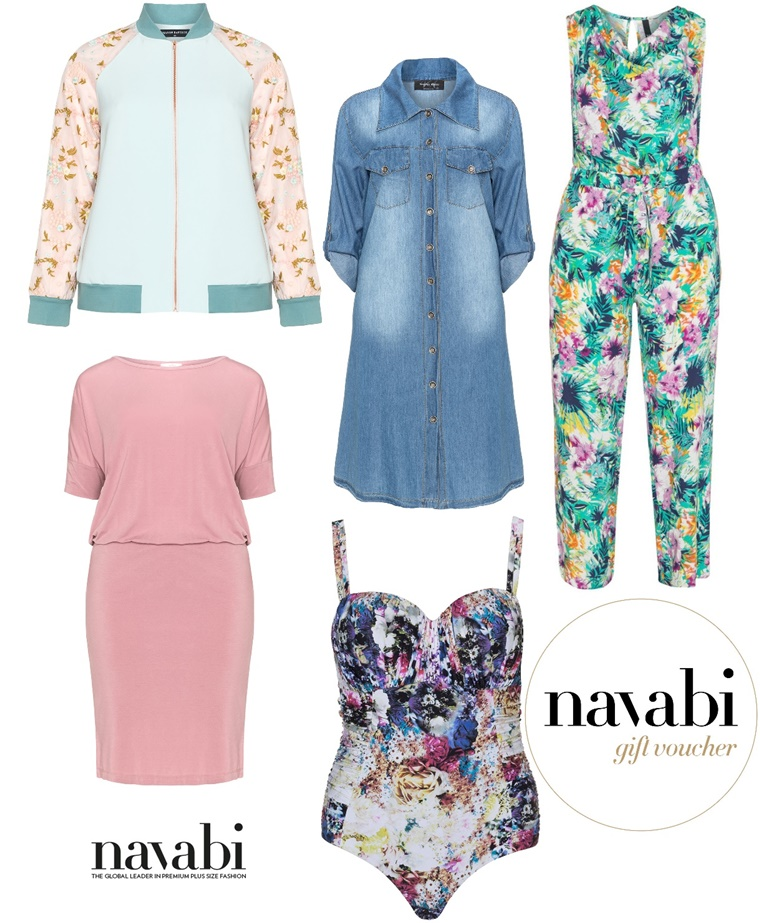 navabi 2 - Plussize fashion | Win some serious Navabi shopping money!