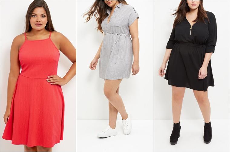 plussize fashion tip new look - Plussize fashion tip | Nazomerjurkjes onder de €15,00!