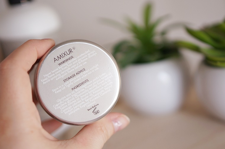 amixur heat therapy 3 - Amixur heat therapy coconut oil candle (voor je haar!)