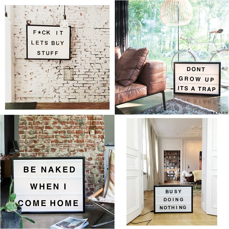 lifestyle heroes lightbox 3 - Interieur musthave | A4 Lightbox van Lifestyle Heroes!