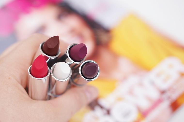maybelline loaded big bolds lipstick 1 - Maybelline Loaded Bolds lipsticks