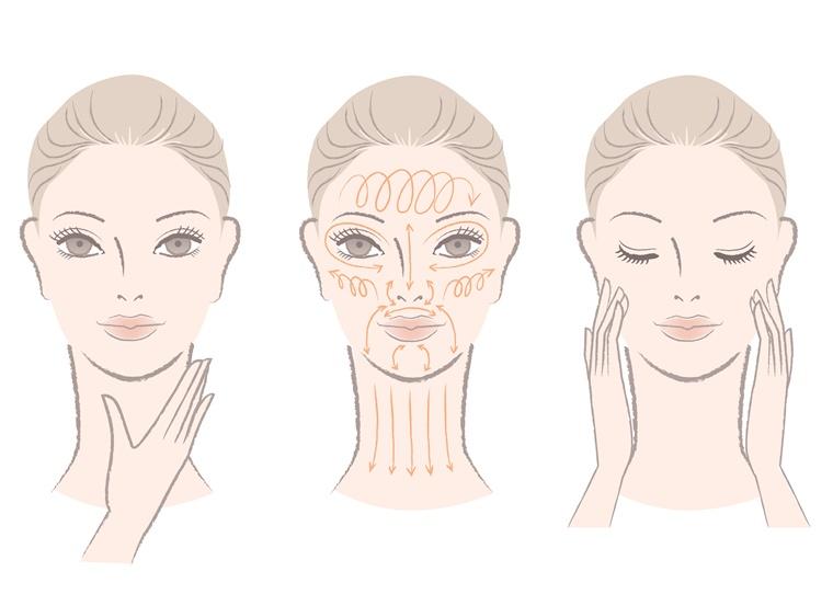 gezichtsmassage 1 - How to | Jezelf een gezichtsmassage geven