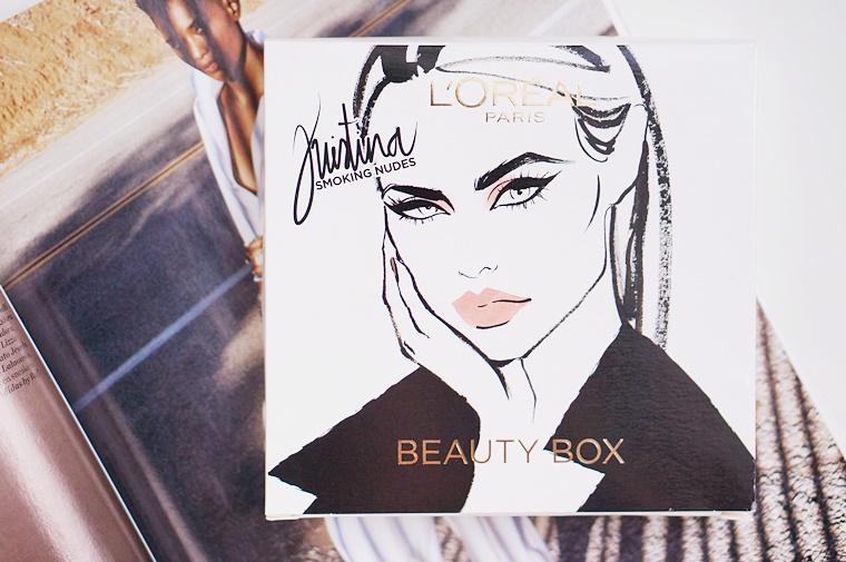 Kristina Bazan beautybox