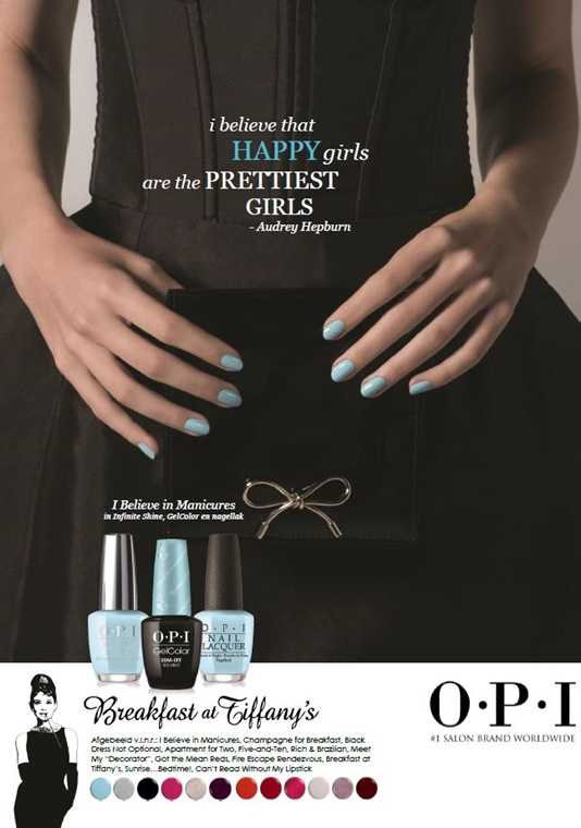 opi breakfast at tiffanys 9 - OPI Breakfast at Tiffany's kerstcollectie