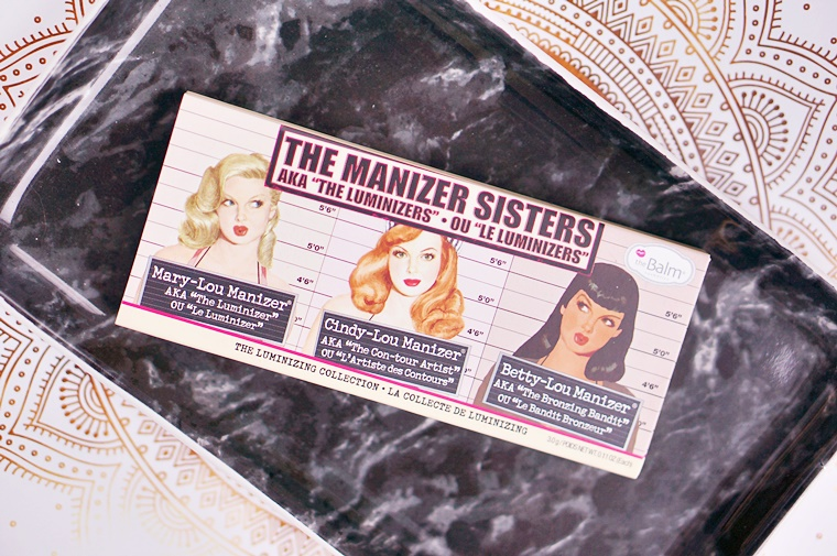 the balm the manizer sisters palette 1 - The Balm | The Manizer Sisters palette