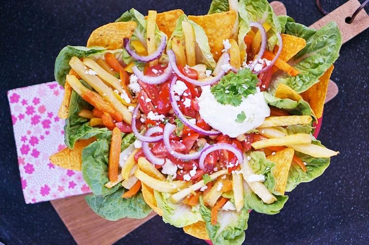 veggie snack plate 1 - Family meals | Veggie snack plate!