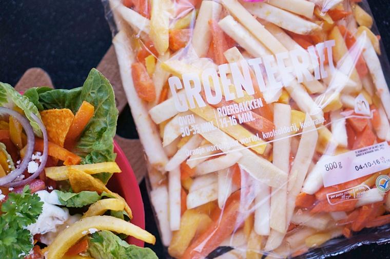 veggie snack plate 4 - Family meals | Veggie snack plate!