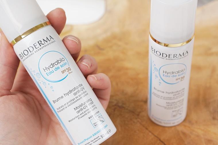 bioderma hydrabio moisturising anti-uv mist