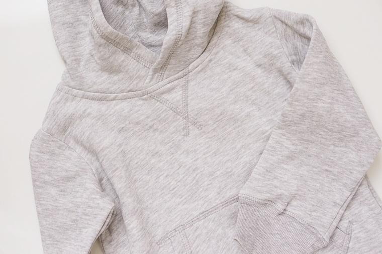 kids diy hoodie