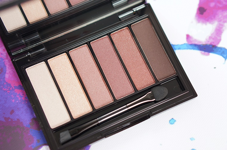 douglas best of colors mini palette 3 - Budget beauty tip | Douglas Best of Colors mini palette
