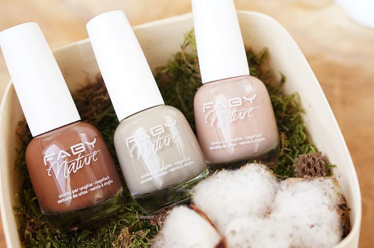 faby nature natuurlijke nagellak 4 - Natural Beauty | FABY Nature (natuurlijke nagellak)
