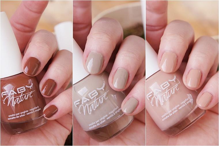 natuurlijke nagellak