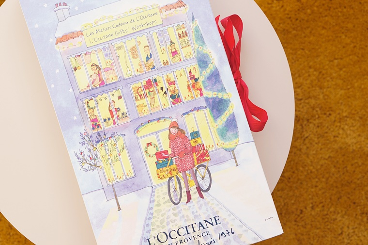 loccitane adventskalender 2016 1 - Christmas Wishlist | L'Occitane adventskalender 2016