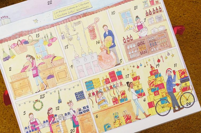 loccitane adventskalender 2016 2 - Christmas Wishlist | L'Occitane adventskalender 2016