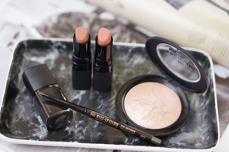 make up studio look fall winter 2016 1 - FOTD | Make-up Studio Fall/Winter look