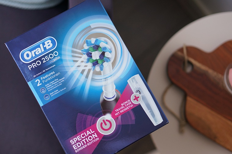 oral b 365dagenstralen 1 - De voordelen van elektrisch poetsen