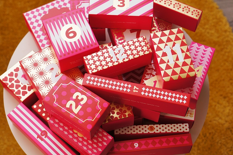 the body shop deluxe adventskalender 3 - The Body Shop Deluxe adventskalender
