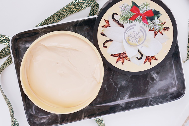 the body shop vanilla chai softening body butter 3 - Love it! | The Body Shop Vanilla Chai softening body butter