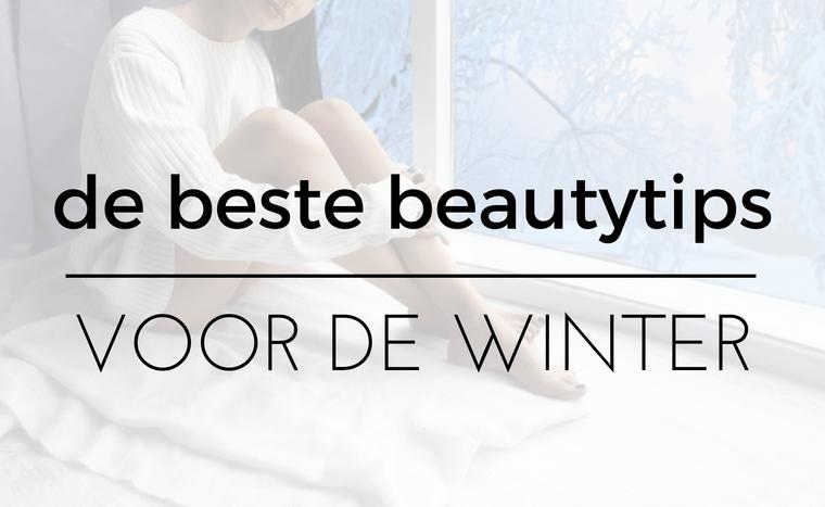 beautytips voor de winter