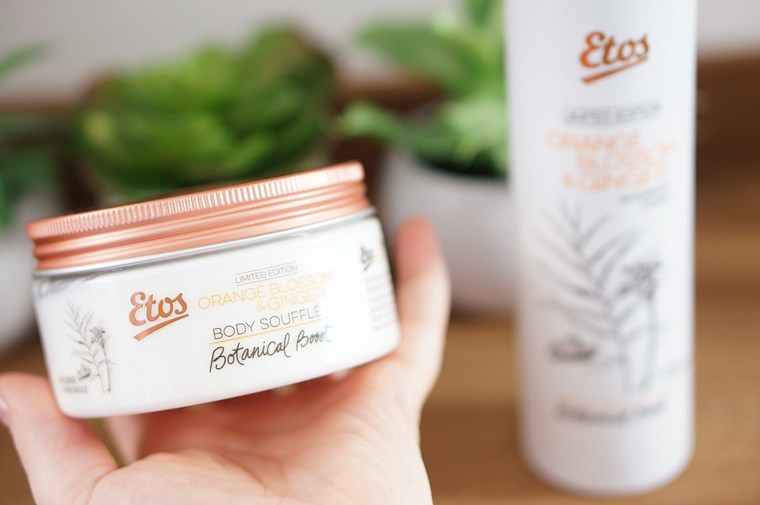 etos botanical boost orange blossom ginger 3 - My favourites!
