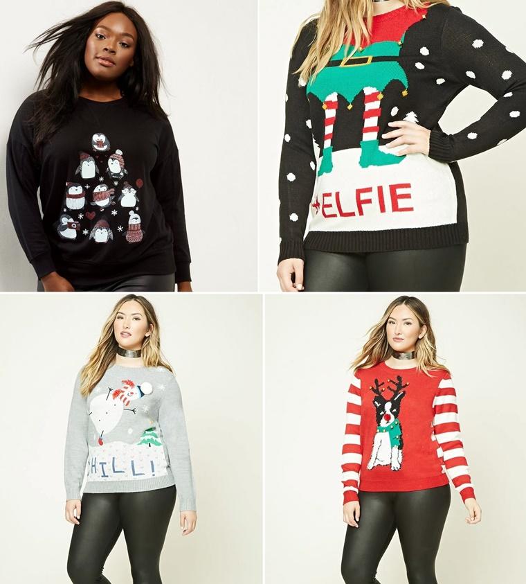 Foute Kersttrui Ah.Kersttruien Van Albert Heijn Plussize Shoppingtips