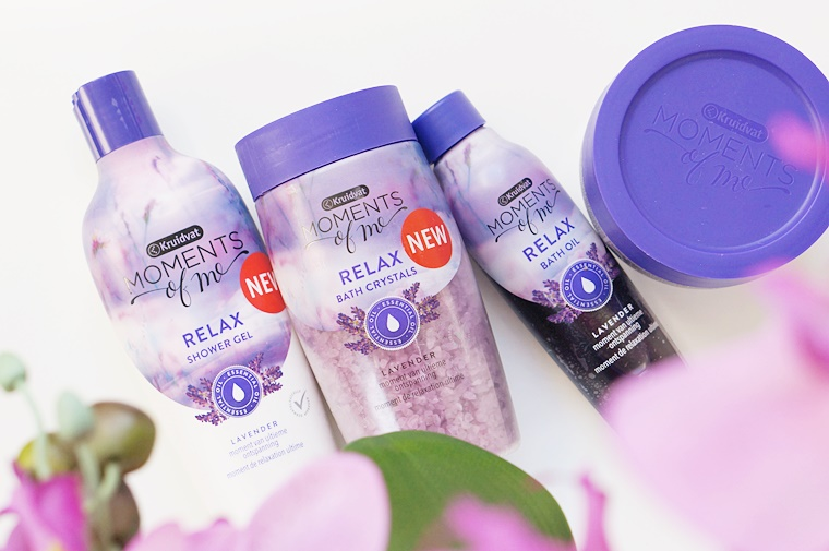 kruidvat moments of me 1 - Budget Beauty Tip | Kruidvat Moments of Me producten