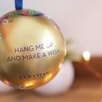 Christmas Countdown | L'Occitane kerstballen