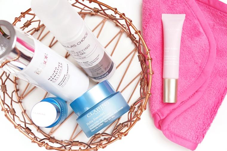 droge gevoelige huid producten 1 - Mijn nieuwe skincare routine (droge en gevoelige huid)