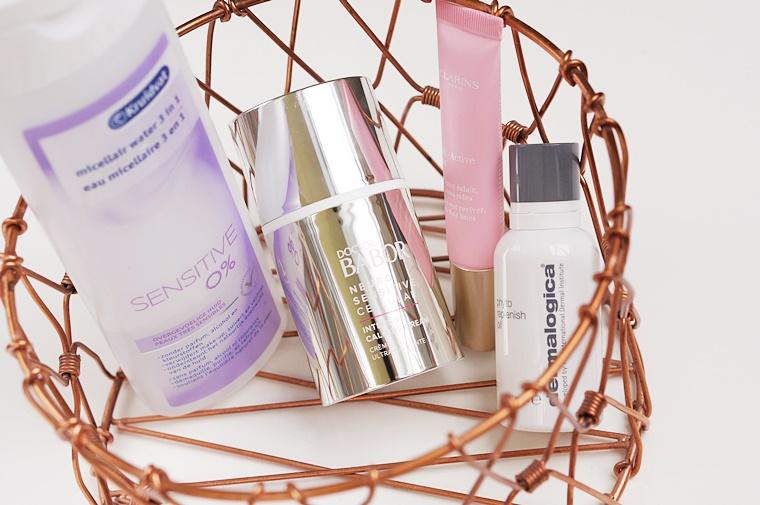 droge gevoelige huid producten 4 - Mijn nieuwe skincare routine (droge en gevoelige huid)