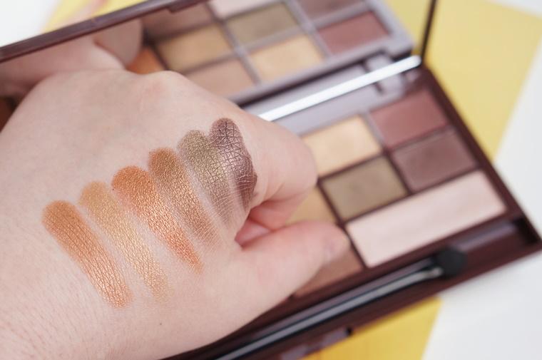 i heart makeup golden bar