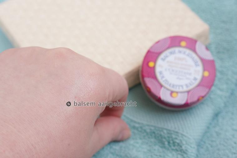 loccitane solidarity balm violette 5 - Winterse beauty musthave | L'Occitane Solidarity Balm
