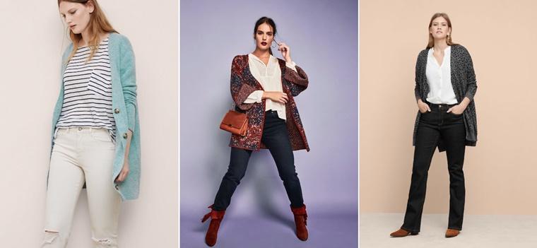 plussize vesten winter mango violeta - De leukste plussize vesten voor de winter ♥