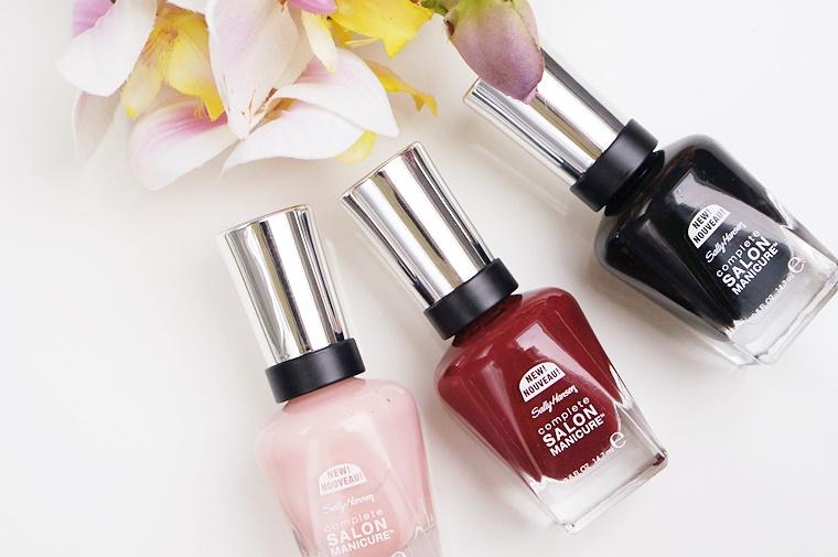 sally hansen complete salon manicure 1 - Sally Hansen Complete Salon Manicure nagellak