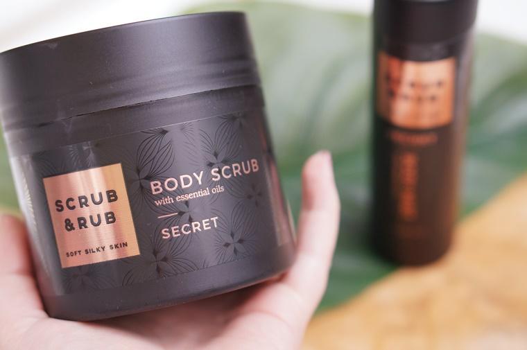 Scrub & Rub Secret