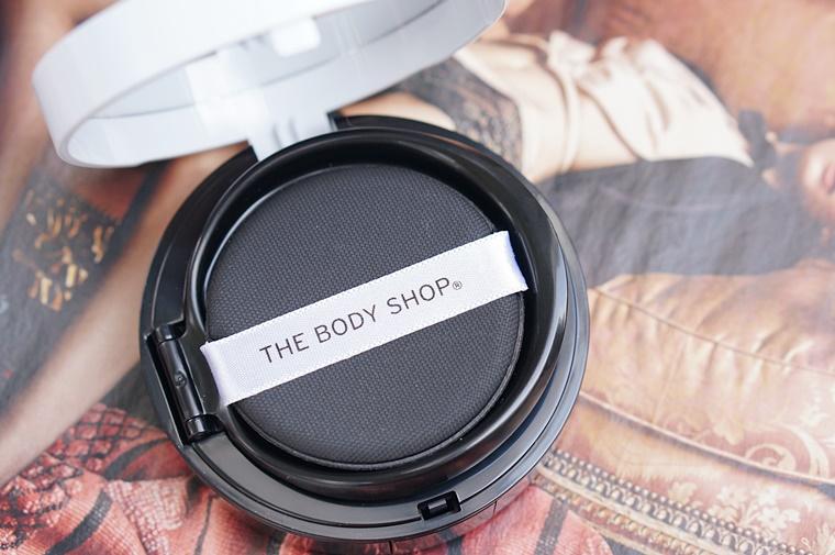 the body shop fresh nude cushion foundation