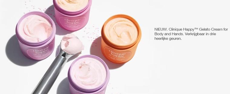 clinique happy gelato cream review 1 - Clinique Happy Gelato Cream for body & hands