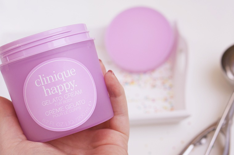 clinique happy gelato