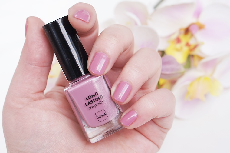 hema long lasting nailpolish tough tuesday 1 - Quick Tip | HEMA long lasting nailpolish