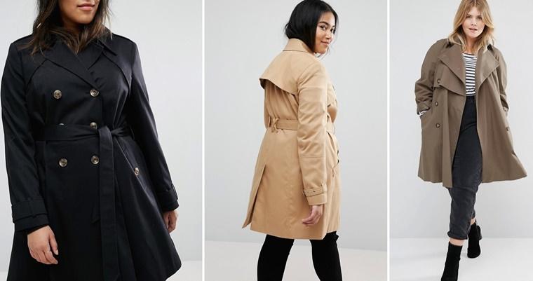 plussize trenchcoats lente 2017 1 - Fashion | De leuke plussize trenchcoats voor de lente!