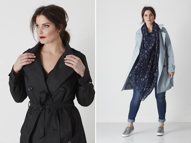 plussize trenchcoats lente 2017 4 - Fashion | De leuke plussize trenchcoats voor de lente!