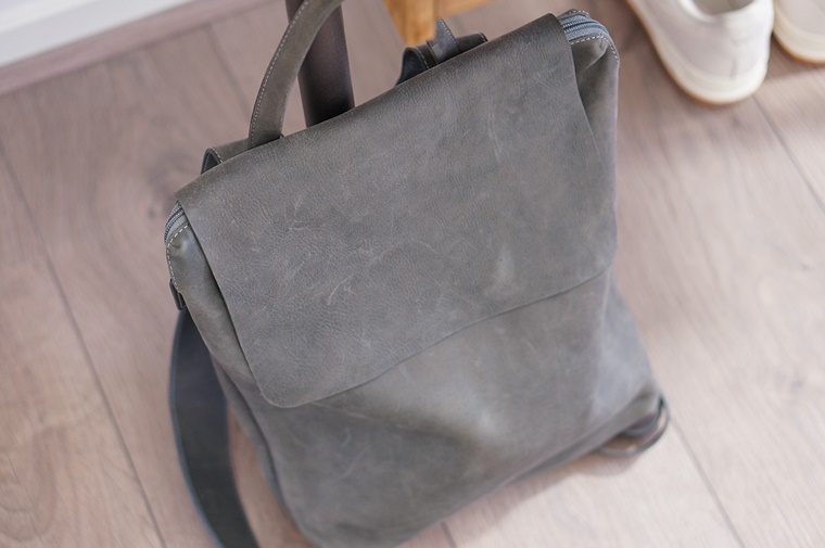 saccoo caracas sica backpack grey 3 - New in | Saccoo rugzak ♥