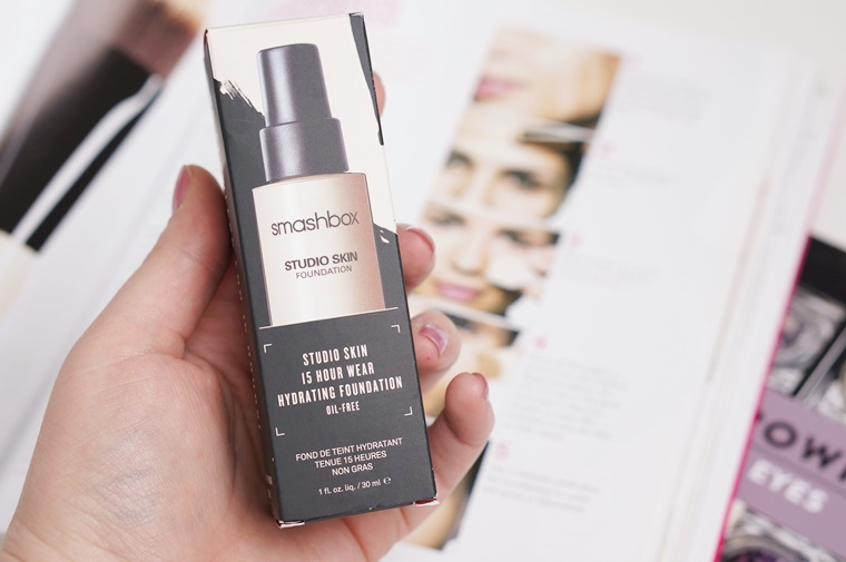 smashbox studio skin foundation review 2 - Smashbox Studio Skin foundation