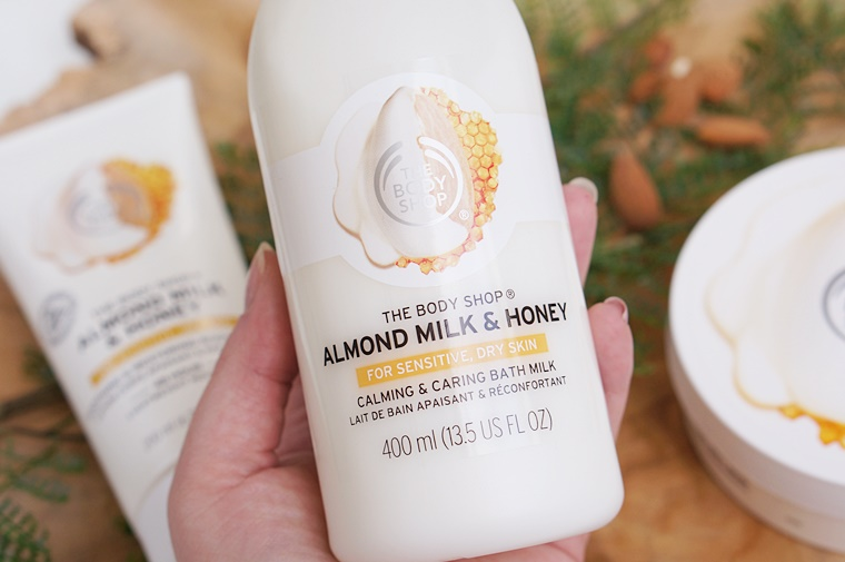 the body shop almond milk honey 4 - The Body Shop Almond Milk & Honey