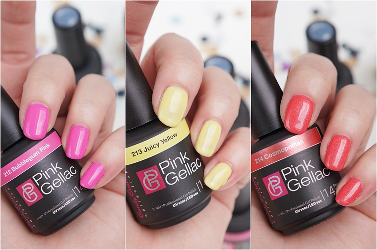 pink gellac candy couture collectie 5 - Pink Gellac Candy Couture collectie