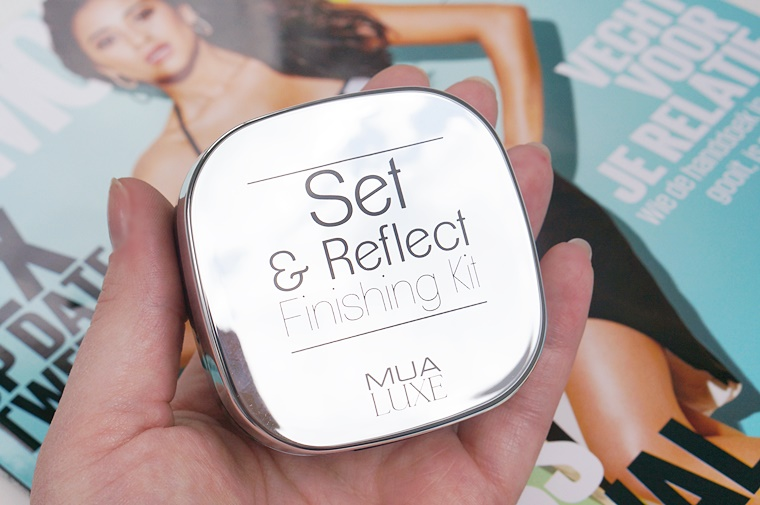 mua set & reflect finishing kit