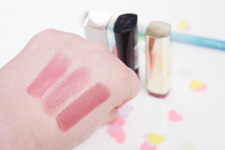 nude lipsticks